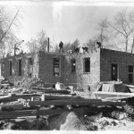 10_November 2 1931_LookingNorthwest_PostOfficeConstruction_LintonIndiana