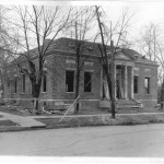 15_January 4 1932_LookingSouthEast_PostOfficeConstruction_LintonIndiana