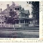 67 Job Freemans residence