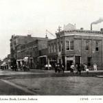 Bank, Linton, Business Section fm