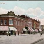 Main Street full color, Linton