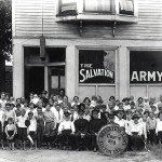 Salvation Army Corps number 1 Linton fm